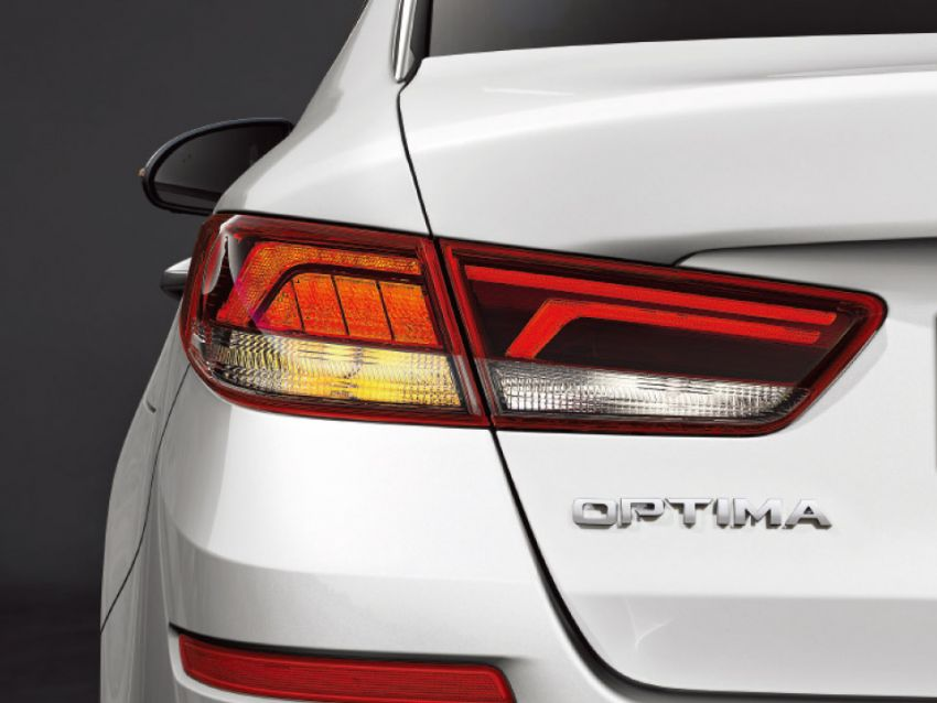 2019 Kia Optima facelift arrives in Malaysia – NA and turbo engines listed; GT variant; from RM169,888 Image #879589