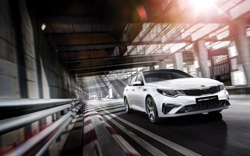 2019 Kia Optima facelift arrives in Malaysia – NA and turbo engines listed; GT variant; from RM169,888 Image #879572