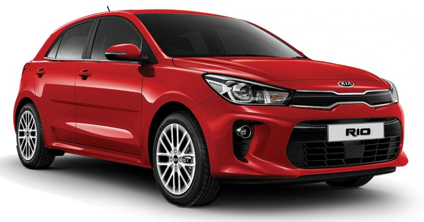 Kia Rio 1.4 EX now with six-speed auto – RM78,888 Image #881418