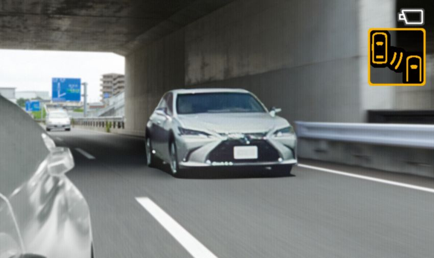 2019 Lexus ES launched in Japan – world's first side-view cameras, ES 300h hybrid only, RM216k to RM259k Image #878735