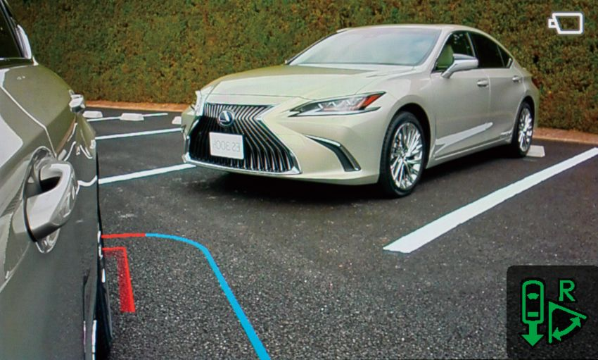 2019 Lexus ES launched in Japan – world's first side-view cameras, ES 300h hybrid only, RM216k to RM259k Image #878738