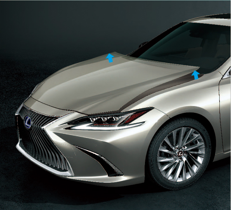 2019 Lexus ES launched in Japan – world's first side-view cameras, ES 300h hybrid only, RM216k to RM259k Image #878761