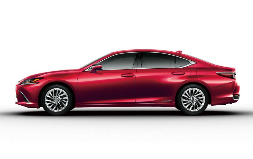 2019 Lexus ES launched in Japan – world's first side-view cameras, ES 300h hybrid only, RM216k to RM259k Image #878777