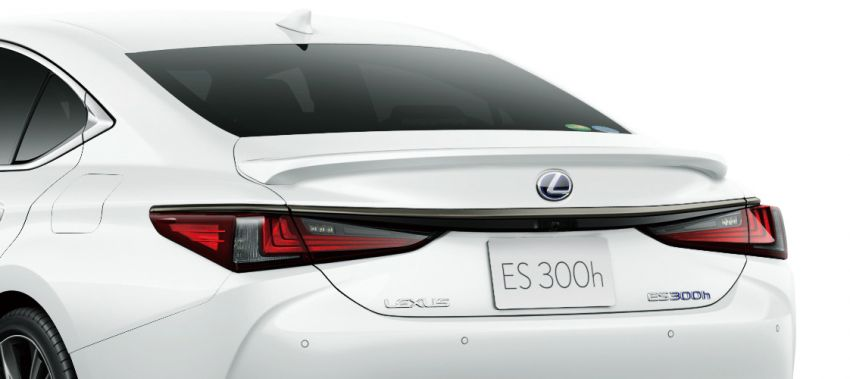 2019 Lexus ES launched in Japan – world's first side-view cameras, ES 300h hybrid only, RM216k to RM259k Image #878803