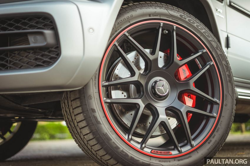 FIRST DRIVE: 2019 Mercedes-AMG G63 with 585 hp V8 Image #873315