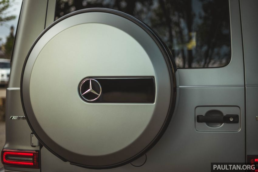 FIRST DRIVE: 2019 Mercedes-AMG G63 with 585 hp V8 Image #873322