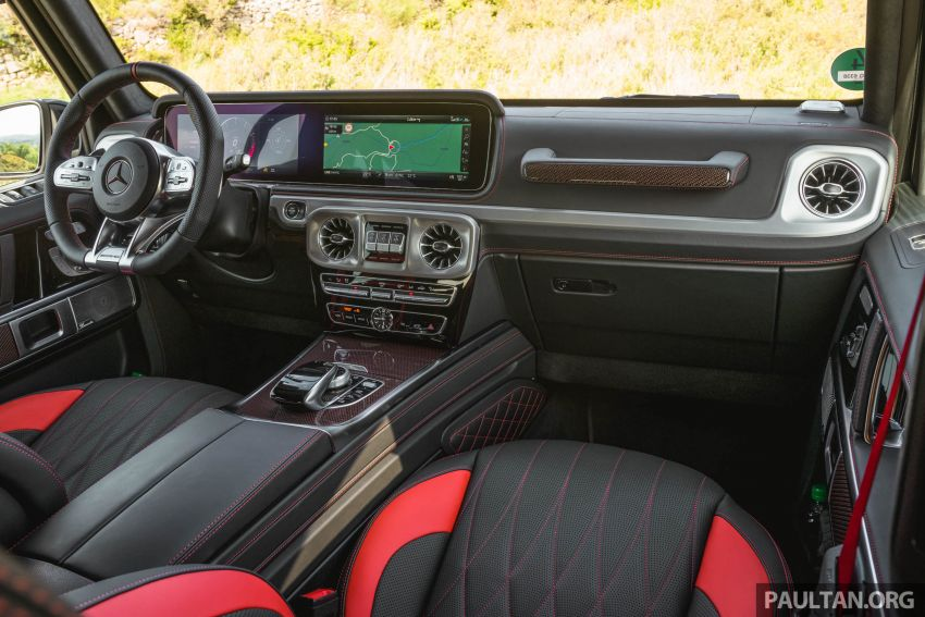 FIRST DRIVE: 2019 Mercedes-AMG G63 with 585 hp V8 Image #873328