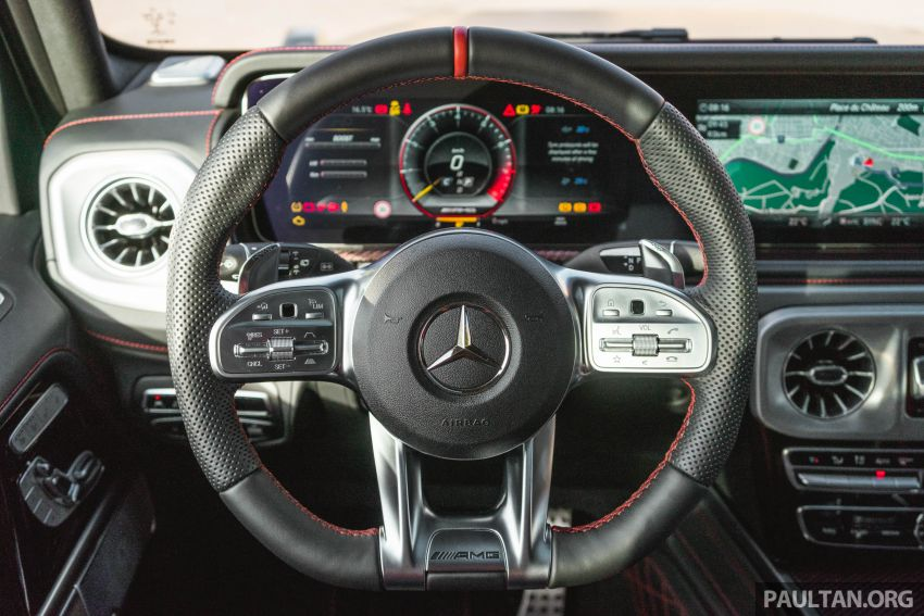 FIRST DRIVE: 2019 Mercedes-AMG G63 with 585 hp V8 Image #873331