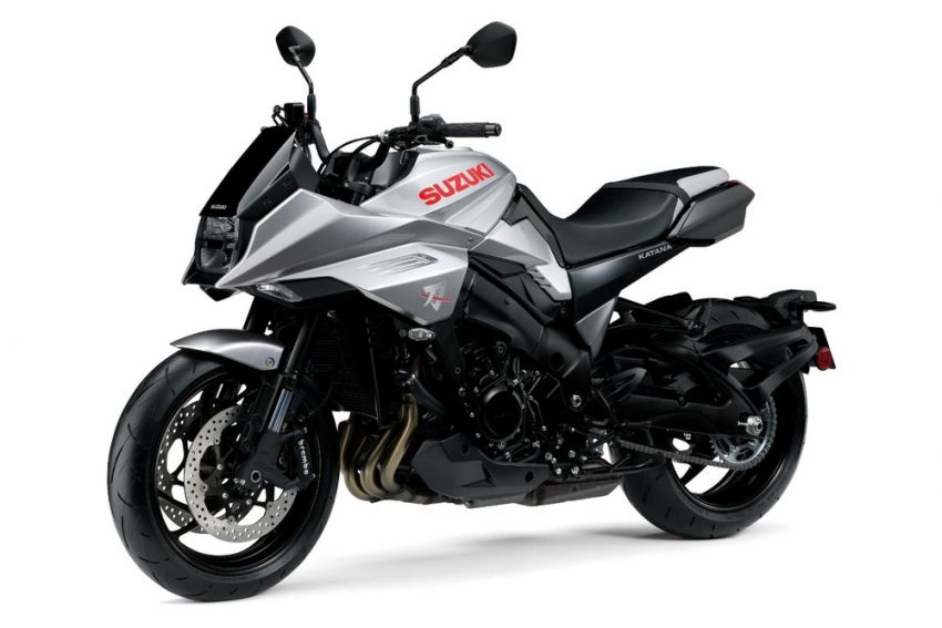 The Suzuki Katana 3.0 returns – 147 hp, 108 Nm torque Image #868352