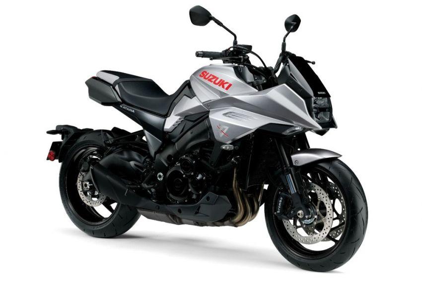 The Suzuki Katana 3.0 returns – 147 hp, 108 Nm torque Image #868353