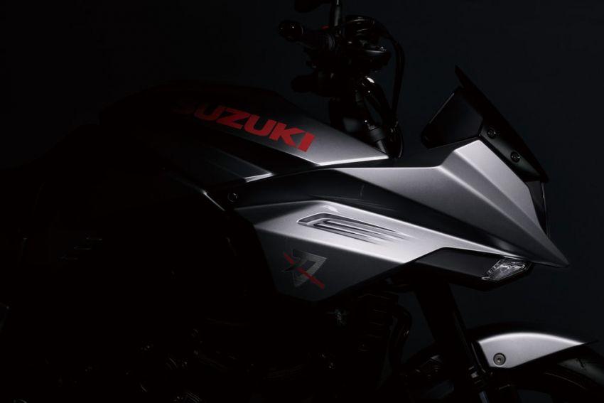 The Suzuki Katana 3.0 returns – 147 hp, 108 Nm torque Image #868356