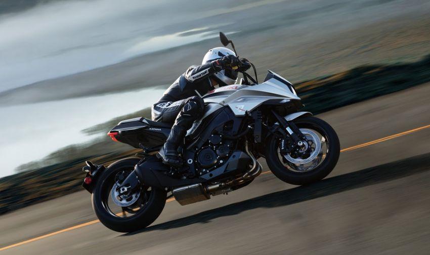 The Suzuki Katana 3.0 returns – 147 hp, 108 Nm torque Image #868358