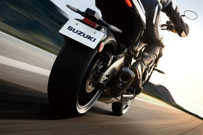 The Suzuki Katana 3.0 returns – 147 hp, 108 Nm torque Image #868362