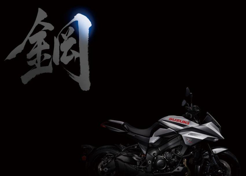 The Suzuki Katana 3.0 returns – 147 hp, 108 Nm torque Image #868365