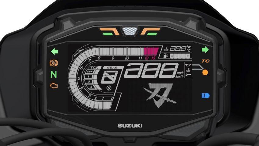 Suzuki Katana generasi baru akhirnya didedahkan Image #868463