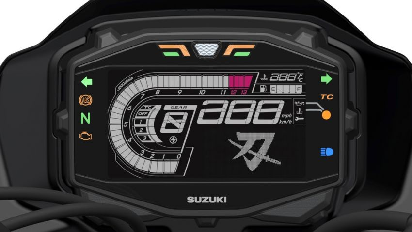 The Suzuki Katana 3.0 returns – 147 hp, 108 Nm torque Image #868345