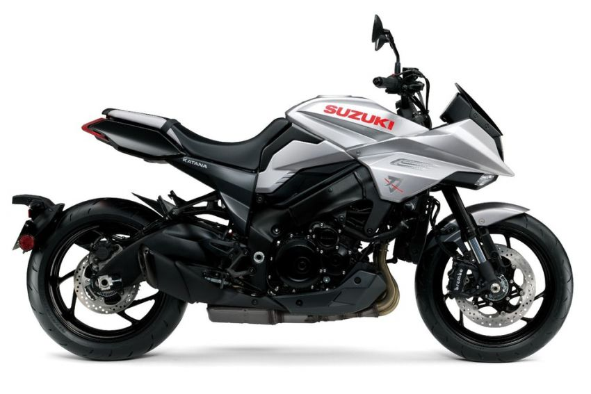 The Suzuki Katana 3.0 returns – 147 hp, 108 Nm torque Image #868348