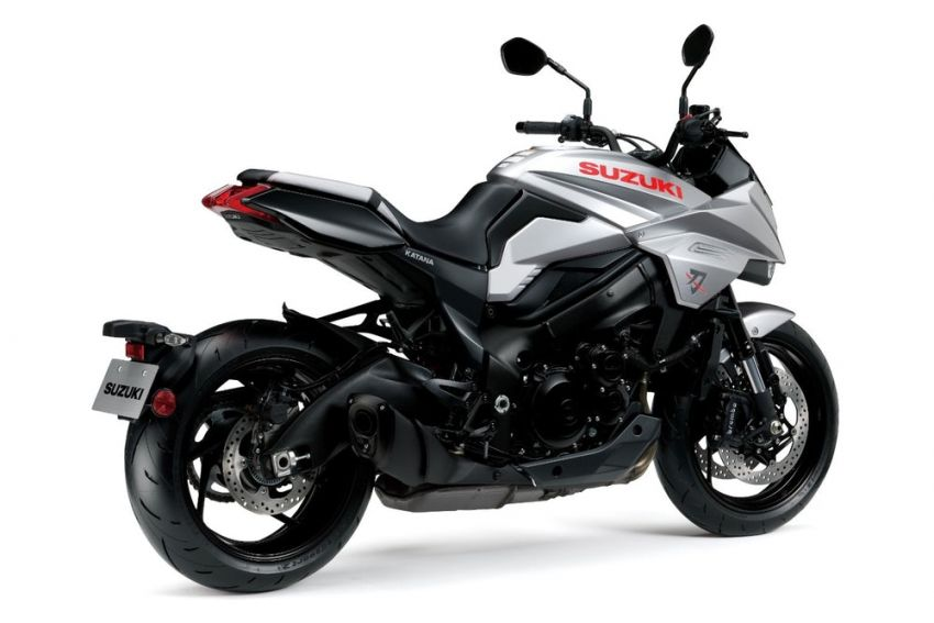 The Suzuki Katana 3.0 returns – 147 hp, 108 Nm torque Image #868349
