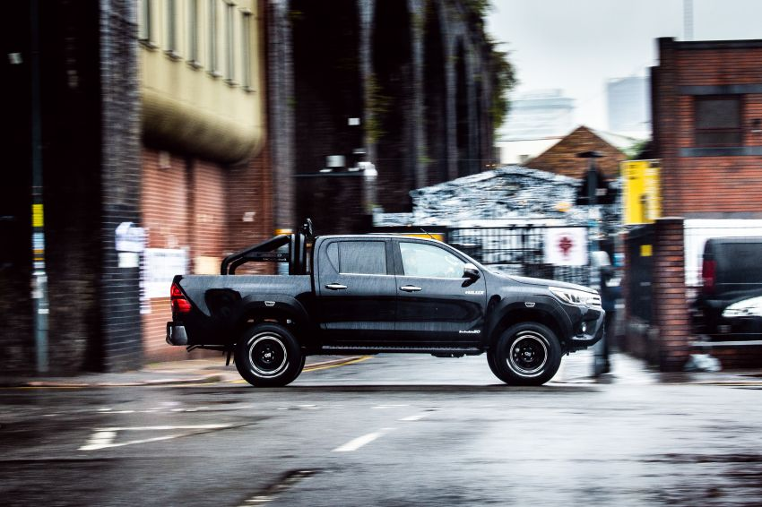 Toyota Hilux Invincible 50 – UK-only special edition Image #876145