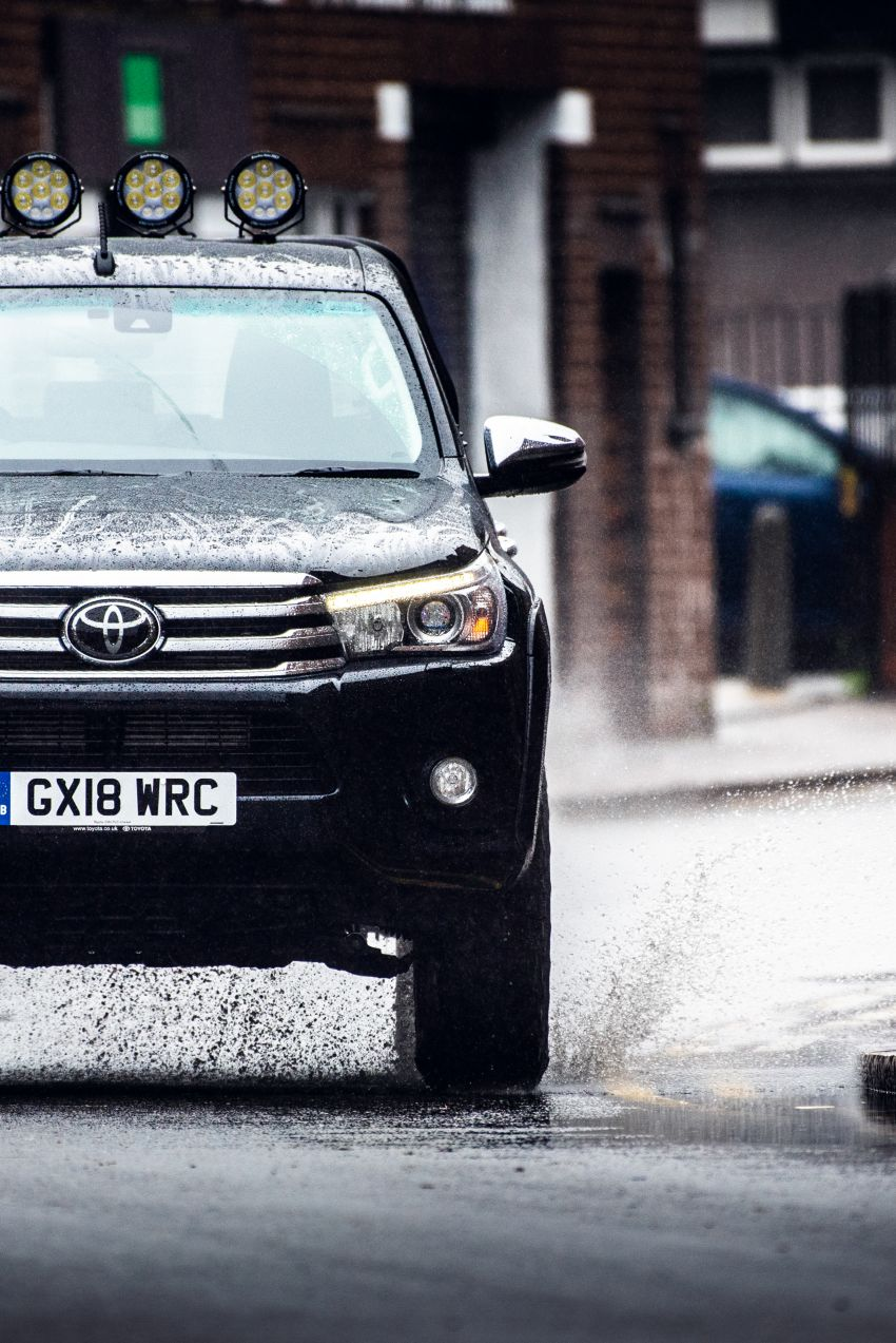 Toyota Hilux Invincible 50 – UK-only special edition Image #876148