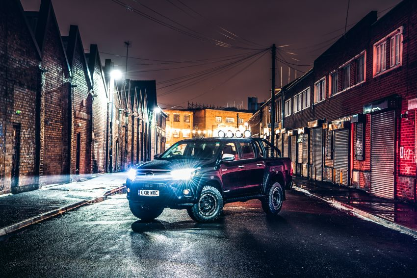 Toyota Hilux Invincible 50 – UK-only special edition Image #876135