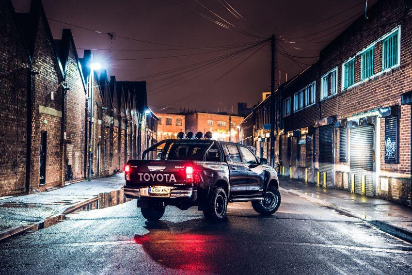 Toyota Hilux Invincible 50 – rai ulangtahun ke-50 tahun Hilux, dibina hanya 50 unit, untuk pasaran UK sahaja Image #876806