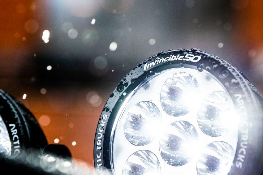 Toyota Hilux Invincible 50 – rai ulangtahun ke-50 tahun Hilux, dibina hanya 50 unit, untuk pasaran UK sahaja Image #876813