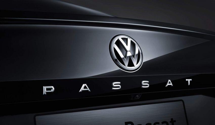 Volkswagen Passat NMS 2019 diperkenalkan di pasaran China – lebih besar, gaya seperti Arteon Image #873944