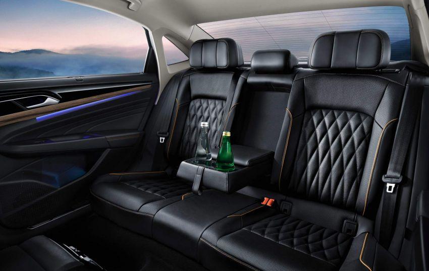Volkswagen Passat NMS 2019 diperkenalkan di pasaran China – lebih besar, gaya seperti Arteon Image #873941