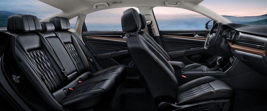 Volkswagen Passat NMS 2019 diperkenalkan di pasaran China – lebih besar, gaya seperti Arteon Image #873938