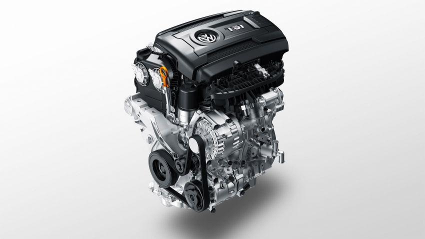Volkswagen Passat NMS 2019 diperkenalkan di pasaran China – lebih besar, gaya seperti Arteon Image #873936