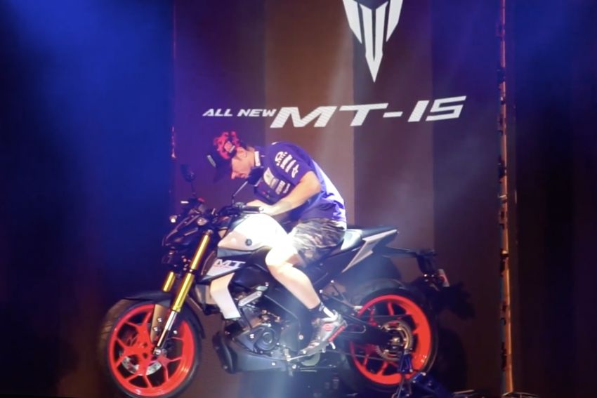 2019 Yamaha MT-15 launched in Thailand, 155 cc, VVA Image #871370