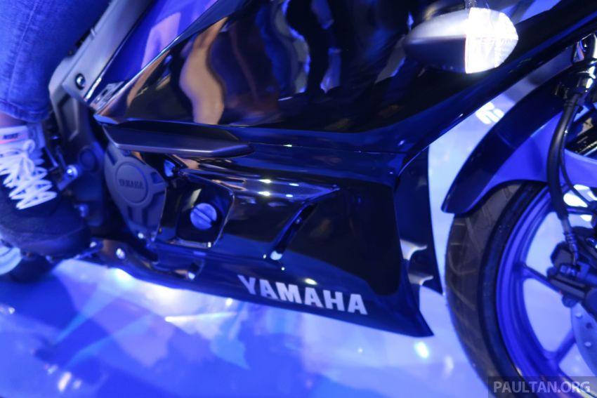 2019 Yamaha YZF-R25 world premiere – 8 km/h faster Image #872139