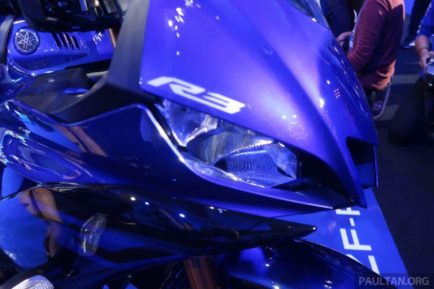 2019 Yamaha YZF-R25 world premiere – 8 km/h faster Image #872140