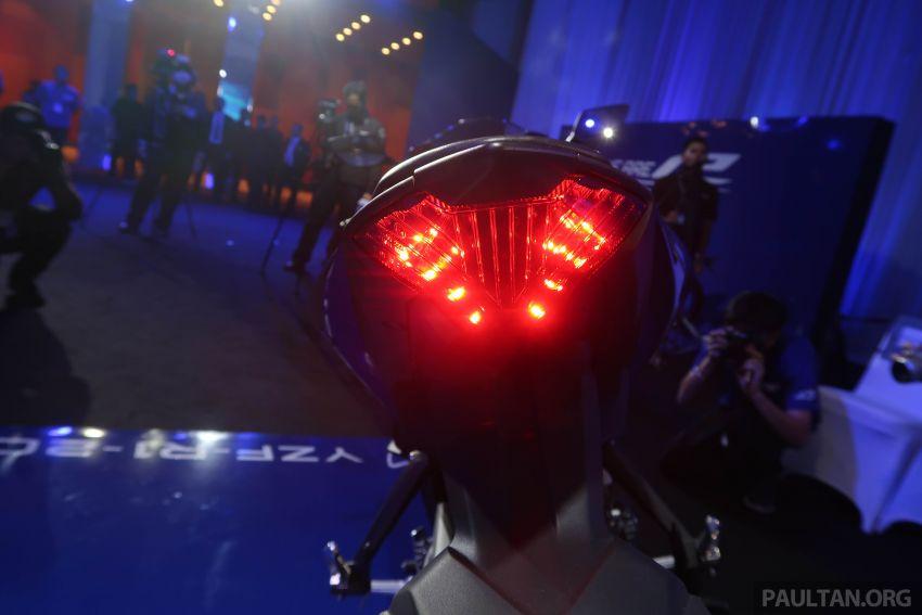 2019 Yamaha YZF-R25 world premiere – 8 km/h faster Image #872149