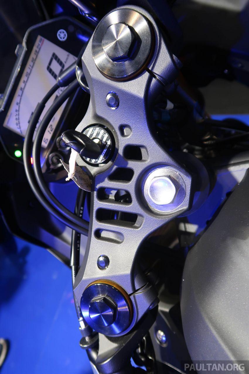 2019 Yamaha YZF-R25 world premiere – 8 km/h faster Image #872159