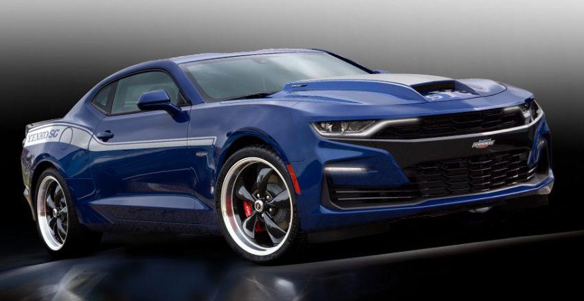 Chevrolet Camaro Yenko/SC Stage II – <em>Muscle Car</em> dengan enjin 6.8L V8 Supercharger berkuasa 1,000 hp! Image #875397