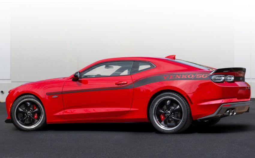 Chevrolet Camaro Yenko/SC Stage II – <em>Muscle Car</em> dengan enjin 6.8L V8 Supercharger berkuasa 1,000 hp! Image #875398