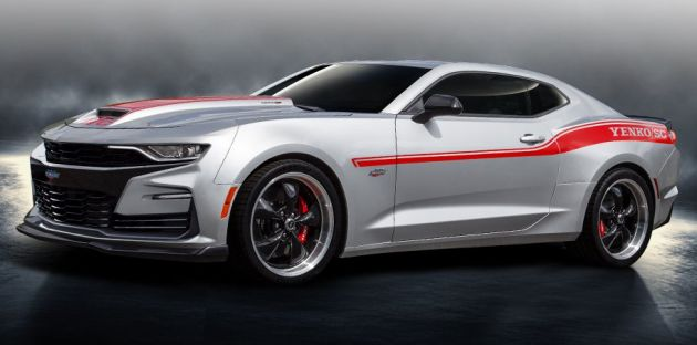 2019 Yenko Camaro - 1,000 hp supercharged coupe