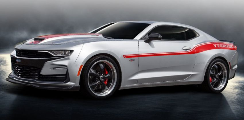 2019 Yenko Camaro – 1,000 hp supercharged coupe Image #874737