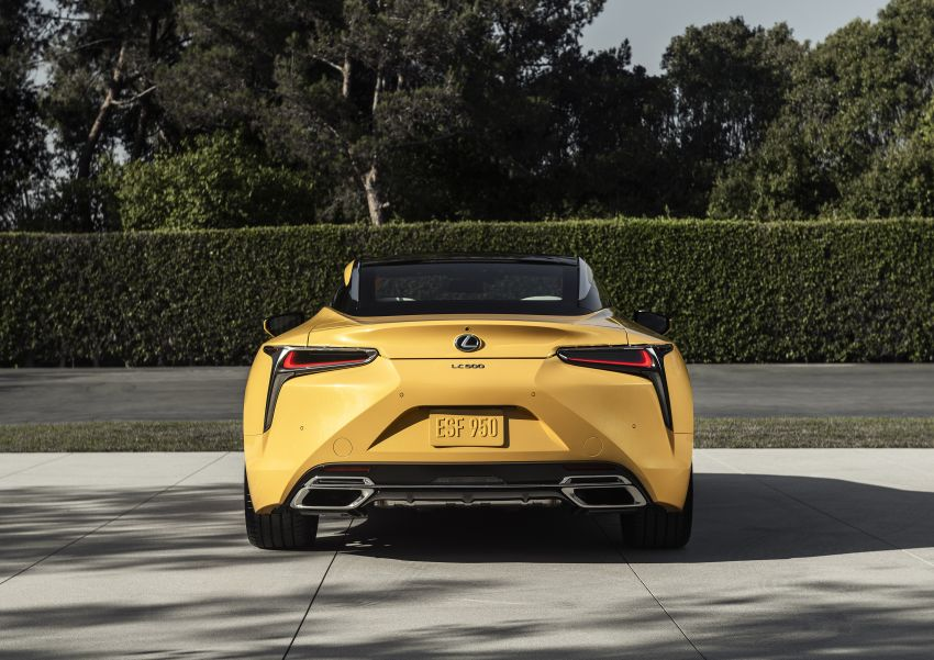 Lexus goes to SEMA 2018 with five custom models Image #880615