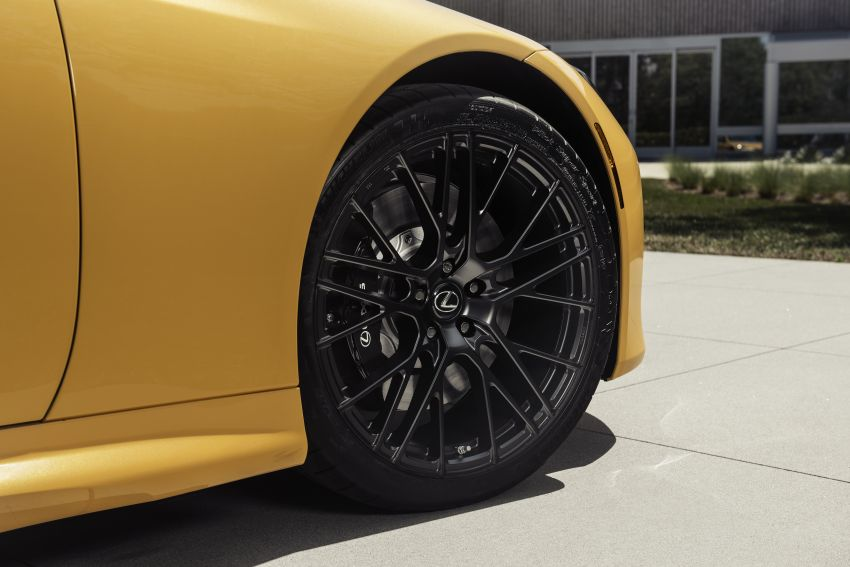 Lexus goes to SEMA 2018 with five custom models Image #880597