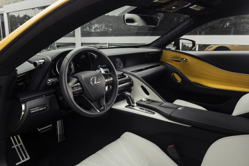 Lexus goes to SEMA 2018 with five custom models Image #880600
