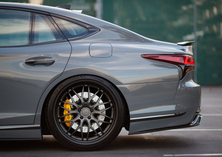 Lexus goes to SEMA 2018 with five custom models Image #880549