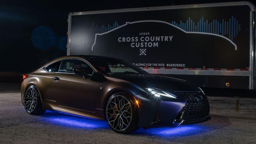 Lexus goes to SEMA 2018 with five custom models Image #880552