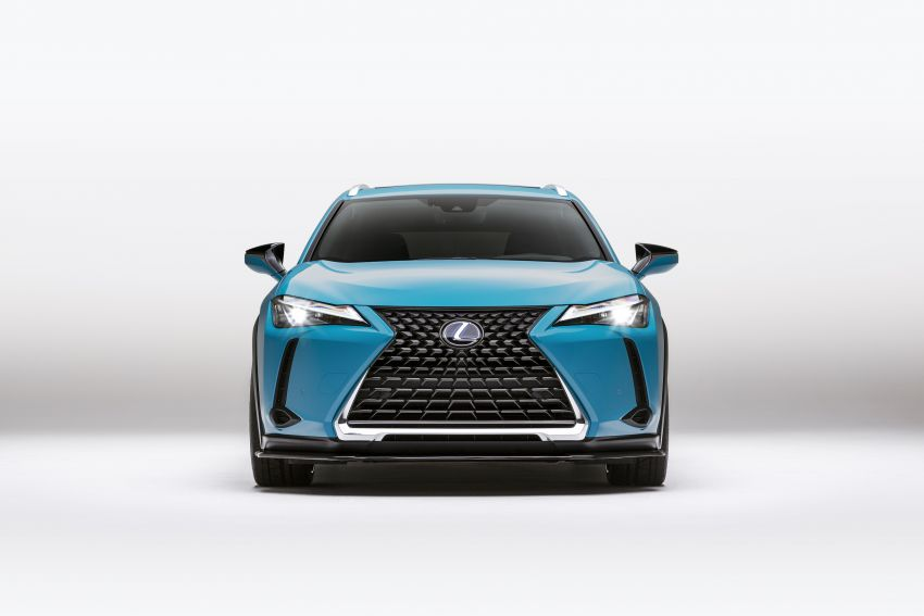 Lexus goes to SEMA 2018 with five custom models Image #880567