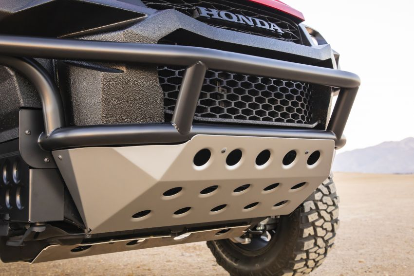 Honda Rugged Open Air Vehicle concept debuts at SEMA – an edgy mix of the Ridgeline and Pioneer 1000 Image #881082