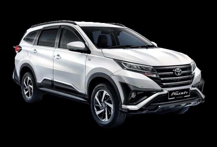 Toyota Rush 2018 rasmi dilancarkan di Malaysia – 7-tempat duduk, 1.5L, dua varian, harga RM93k-RM98k Image #874513