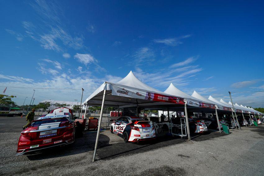 Toyota Gazoo Racing Festival 2018 pusingan kedua di MAEPS, Serdang – pertarungan sengit kian membara Image #875609