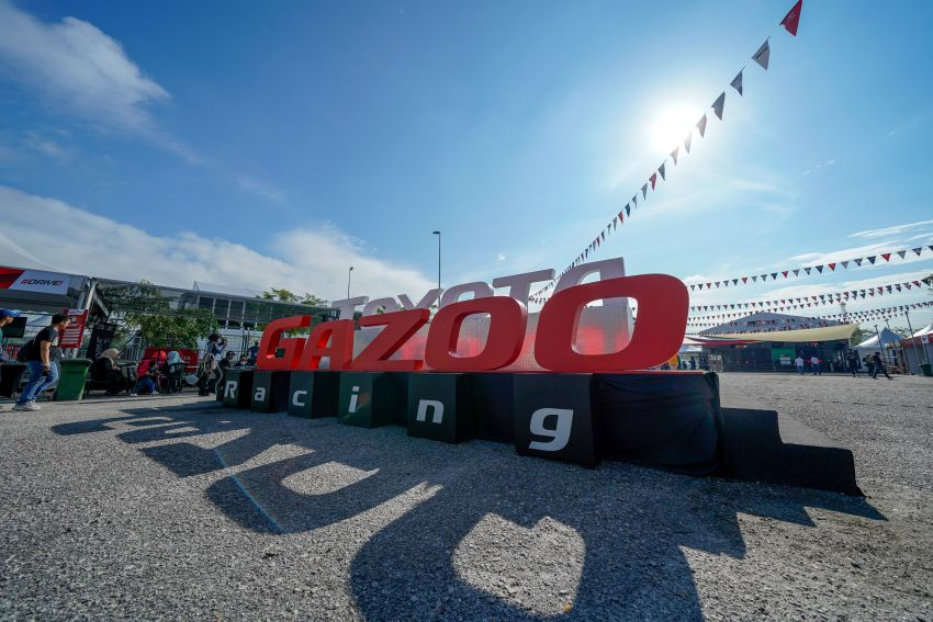 Toyota Gazoo Racing Festival 2018 pusingan kedua di MAEPS, Serdang – pertarungan sengit kian membara Image #875610